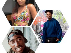 Efia Odo Drops A Deep Prophecy About Tupac And Kwesi Arthur (Screenshot)