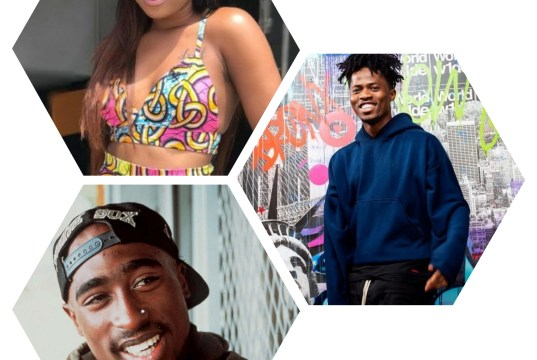 Efia Odo Drops A Deep Prophecy About Tupac And Kwesi Arthur (Screenshot)