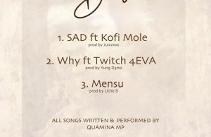 Quamina Mp Bongo Full Ep Mp3 Download