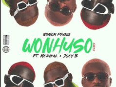 ‎Bosom P-Yung Wonhuso (Remix) Mp3 Download