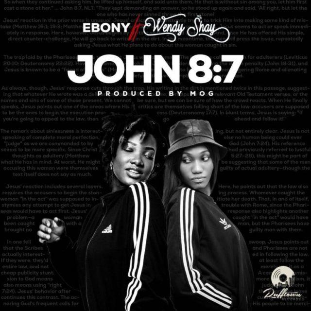 Ebony John 8 : 7 Mp3 Download