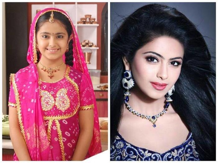 1462533269 child stars then and now avika gor - 90s Bollywood's Child Stars how they Appear Now.