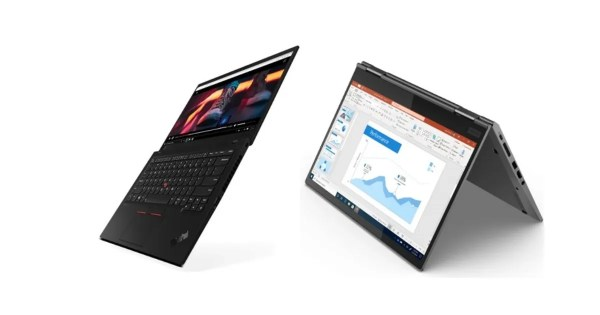 CES 2020: Lenovo ThinkPad X1 Carbon and Yoga Gen 5 with 10th gen Intel processors announced - Pricebaba.com Daily