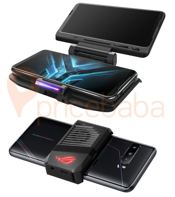 ASUS will launch identical Twin Dock and Aeroactive Cooler for ROG Phone 3