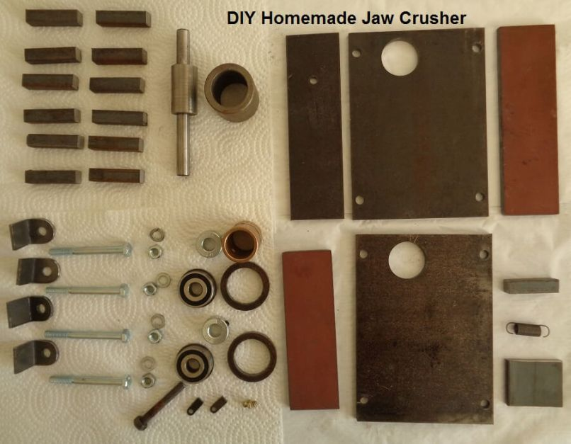 Diy Homemade Rock Crusher