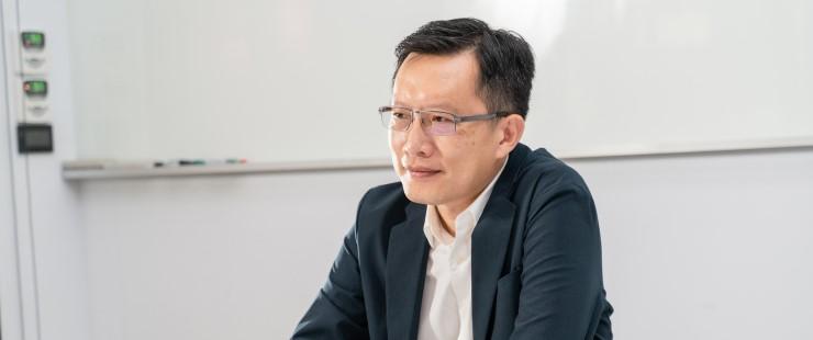 91APP董事長何英圻分享企業數位轉型洞察