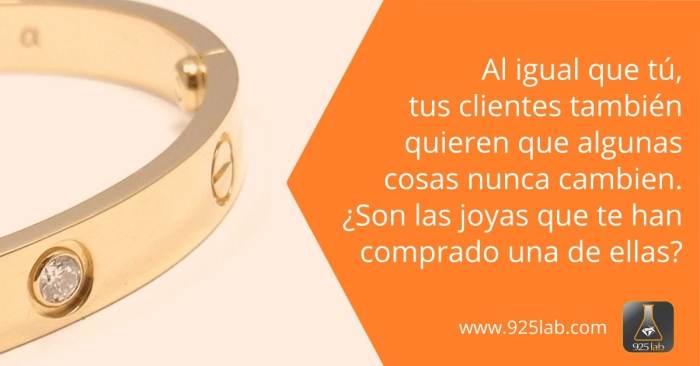925lab - Las joyas como metáfora de lo perdurable