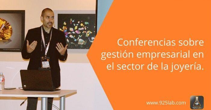 925lab - 925lab - Conferencia gestión empresarial joyería