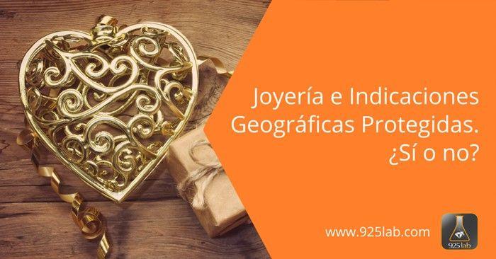 925lab - Joyería e Indicaciones Geográficas Protegidas