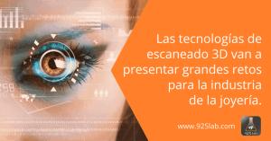925lab - Escaneado 3D joyería