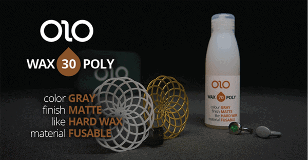 OLO - polimero para joyeria