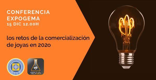 ExpoGema 2019 - Conferencia por 925lab