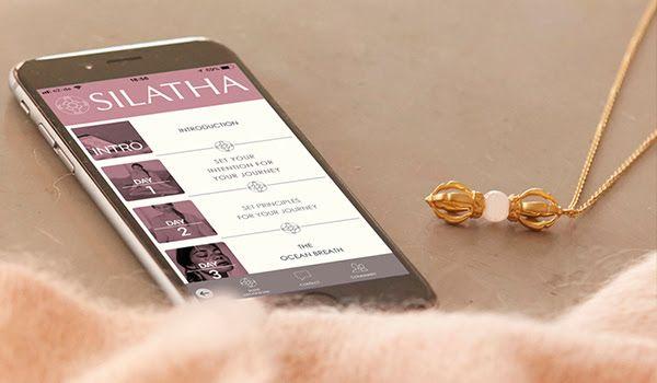 Silatha: dorje y app   Imagen cortesía de Silatha