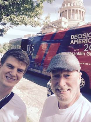 Justin and Doug - Decision America August 2017