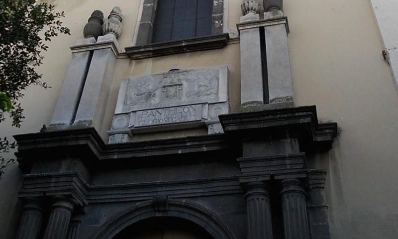 Il recupero della chiesa del Pantheon: a chi interessa?