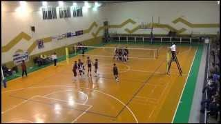 Cuore Paternò Volley: 3-2 all'Agriacono Comiso