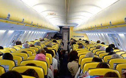 Rientro d'urgenza per il volo Catania-Torino