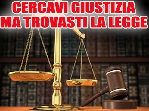 La legge libera tutti, l'amaro gioco dello Stato sulla pelle dei cittadini