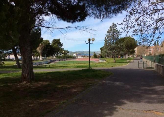 """Da mercoledì si ristruttura il """"Parco del Sole"""""""