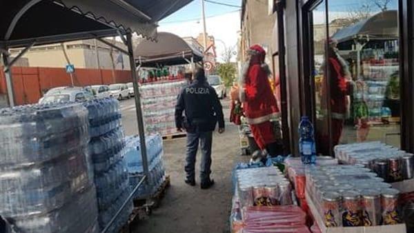 CATANIA: Controlli della Polizia, cibo scaduto e lavoro nero, denunciato il titolare di un panificio