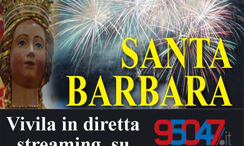 PATERNO': SANTA BARBARA – PROGRAMMA COMPLETO 2017