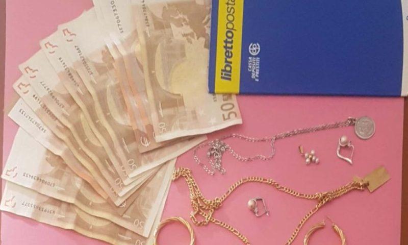 CATANIA: Trova borsone pieno d'oro e prova a rivenderlo