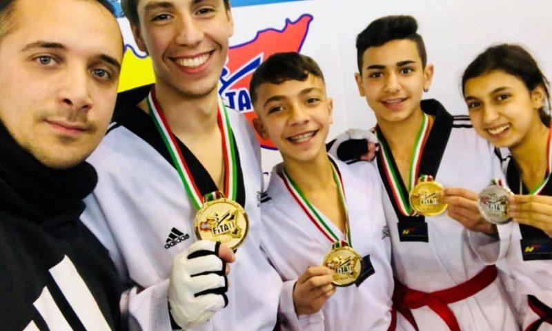 PATERNO': Continuano i successi per il team taekwondo Marletta