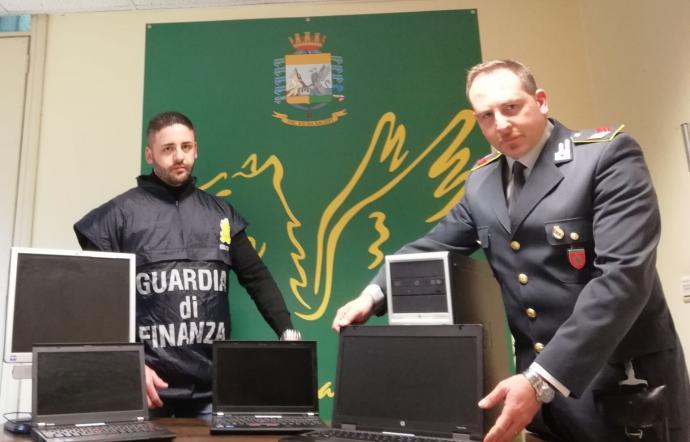 PATERNO' E BIANCAVILLA: Sequestrati due centri scommesse