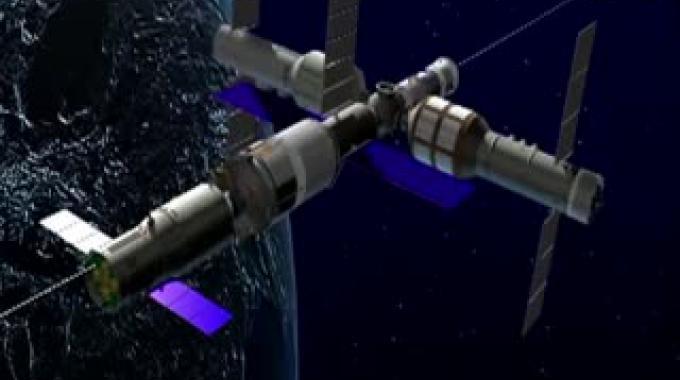 Rientro stazione spaziale cinese: Sicilia confermata tra i possibili scenari