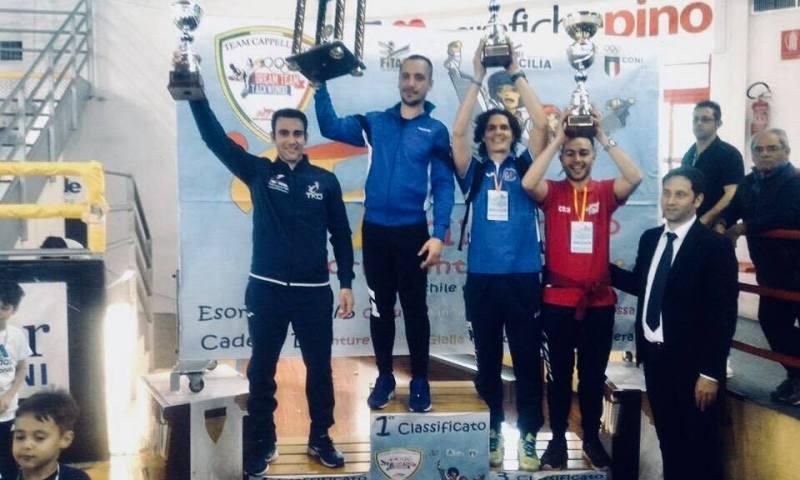 """PATERNO': Il team Marletta 'sbanca' il """"Kids Cup 2018"""""""