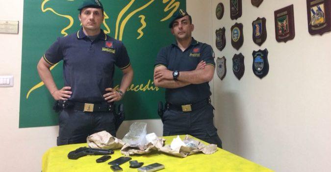 CATANIA:  Sequestrato mezzo chilo di cocaina, avrebbe fruttato 100mila euro