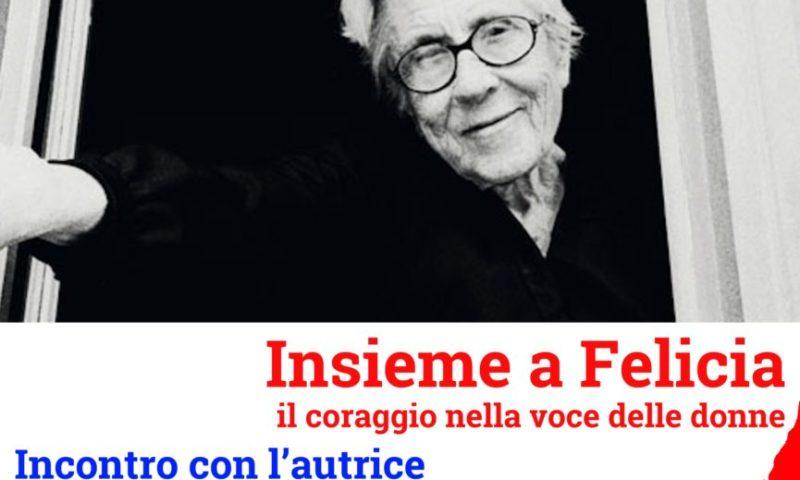 """PATERNO': Venerdi giornata della memoria """"Insieme a Felicia"""""""