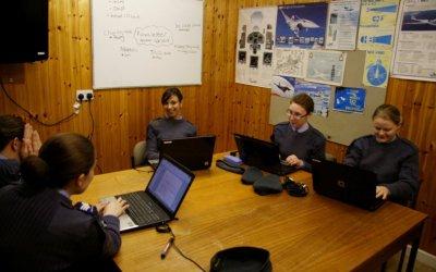 Preparing the Squadron Newsletter