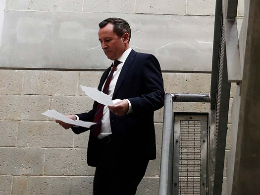 WA Premier Mark McGowan Answers Some Of Perth's Burning ...