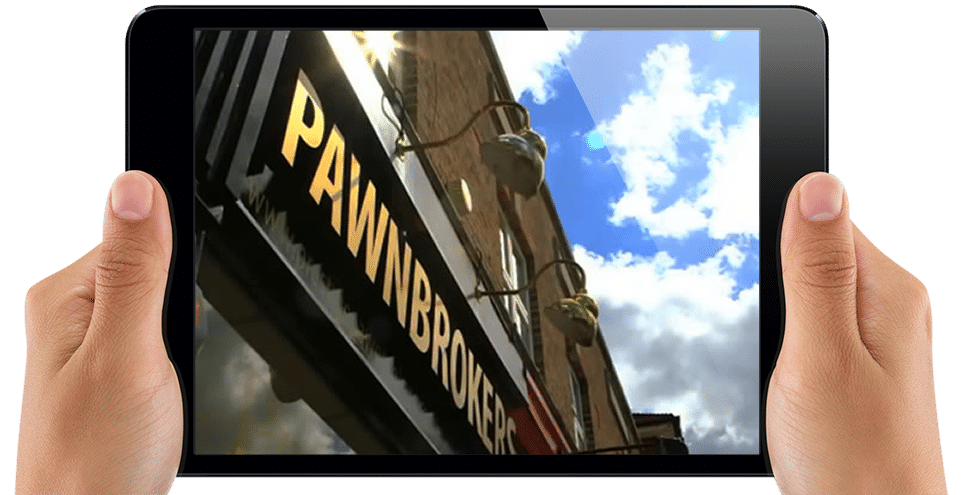 sign design fitting surrey prestige pawnbrokers 989 design
