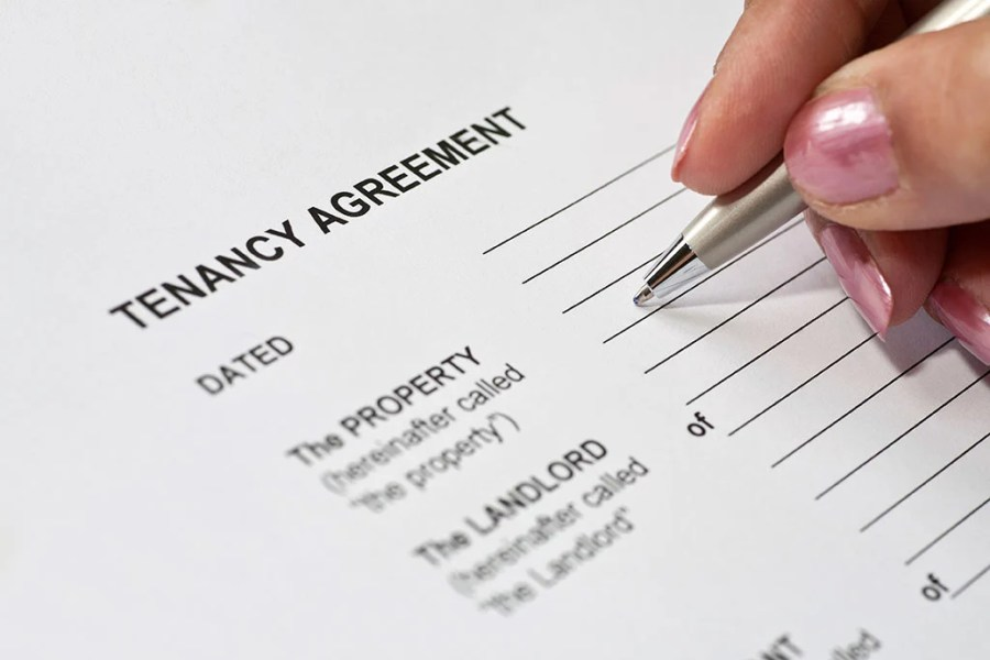 Tenancy Agreement and Security Deposit  What renters must know Read through your tenancy agreement before signing on the dotted line