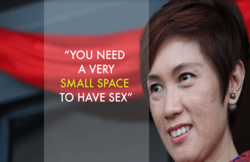 Image result for josephine teo small space