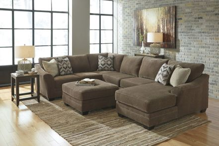 Comfortable Ashley Sectional Sofa Ideas For Living Room 33