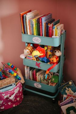 Creative Toy Storage Ideas for Small Spaces 08