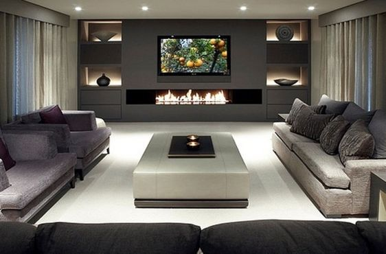 Incredibly Minimalist Contemporary Living Room Design Ideas 42