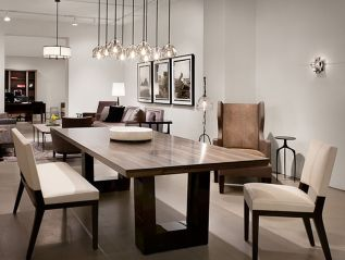 Inspiring Contemporary Style Decor Ideas For Dining Room 10