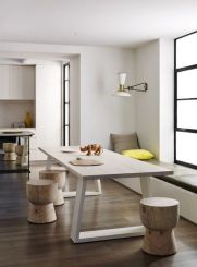 Inspiring Contemporary Style Decor Ideas For Dining Room 31