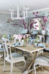 Inspiring Contemporary Style Decor Ideas For Dining Room 65