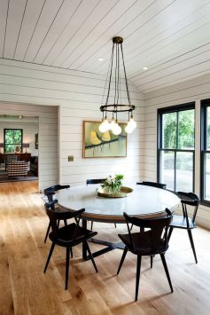 Inspiring Contemporary Style Decor Ideas For Dining Room 71