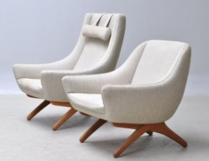 Modern Mid Century Lounge Chairs Ideas For Your Home 04