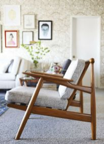 Modern Mid Century Lounge Chairs Ideas For Your Home 56