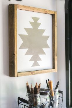Modern And Minimalist Wall Art Decoration Ideas 19