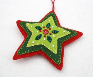 Cute And Creative Homemade Christmas Ornaments Ideas You Should Try 32