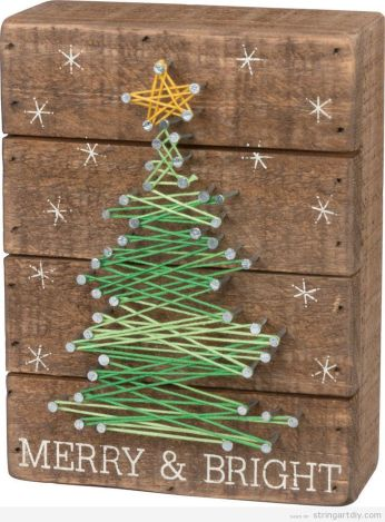 Easy And Creative DIY Christmas Tree Design Ideas You Can Try As Alternatives 36