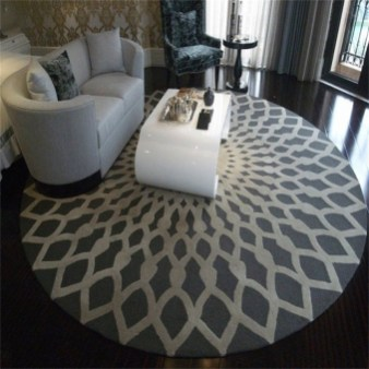 Inspiring Living Room Decoration Ideas With Carpet 40